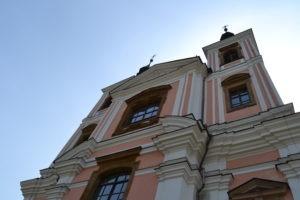 Kostel na Staré Vodě