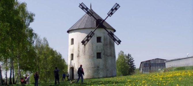 Větrný mlýn v Libavé